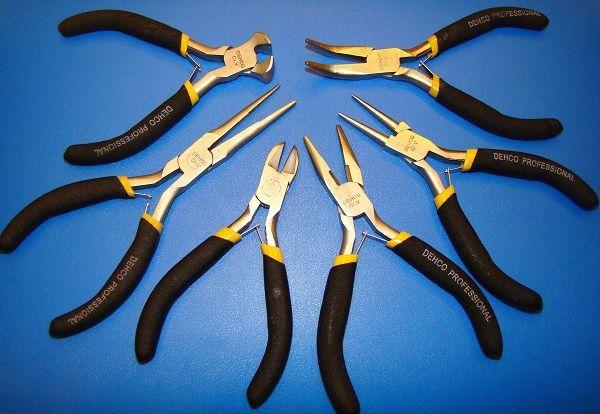 Инструменты для изготовления бижутерии - Вся бижутерия здесь.