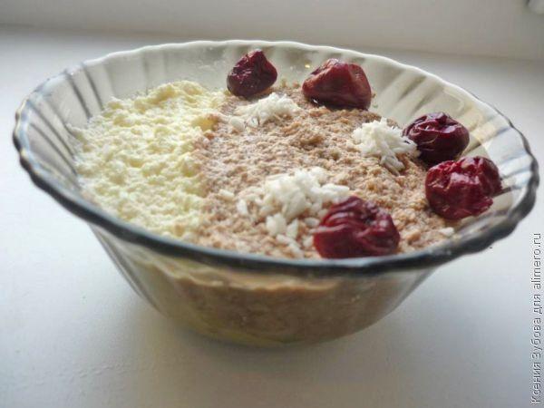 десерт из клюква рецепты с фото #6