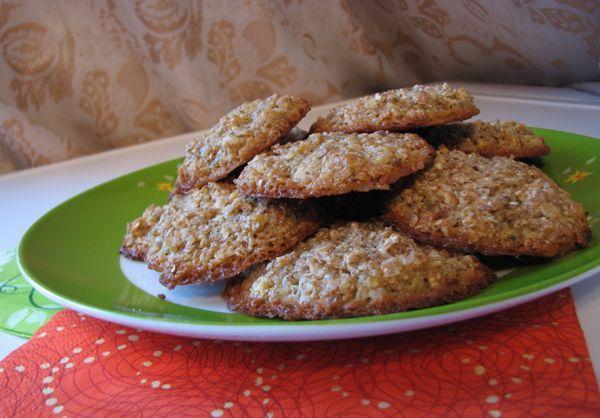 Овсяное печенье - рецепт