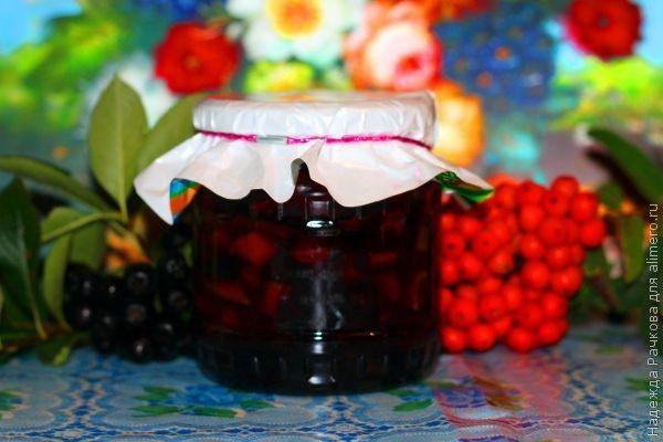 Варенье ассорти «Бабье лето» из фруктов и ягод