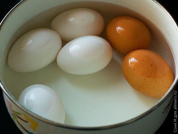 Зразы с овощами и яйцами