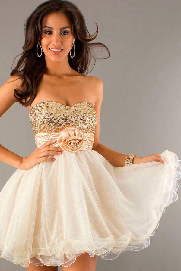 Короткие платья