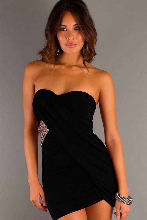 Платья фото короткие вечернии платья