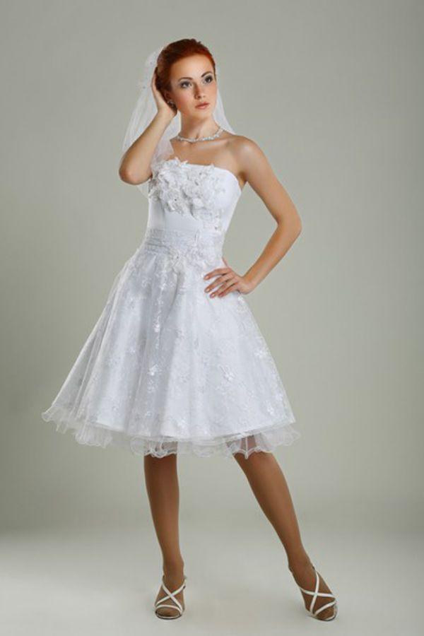 Оптимальная длина короткого платья