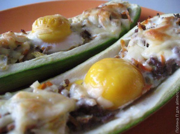 кабачки с картофелем и мясом рецепты приготовления с фото