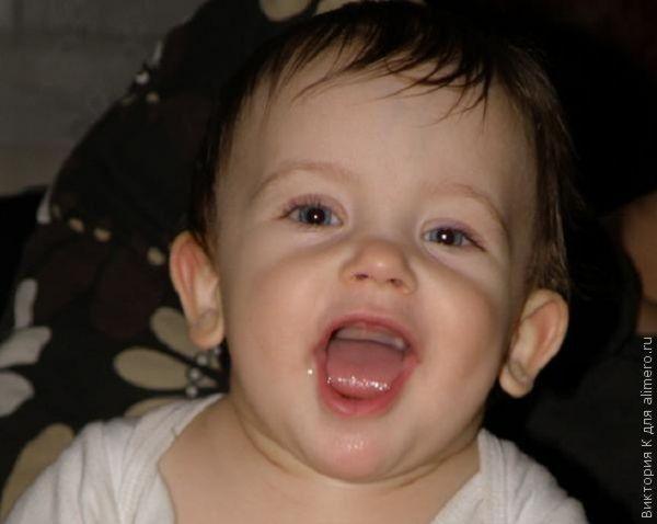 Почему у ребёнка в 11 месяцев нет зубов