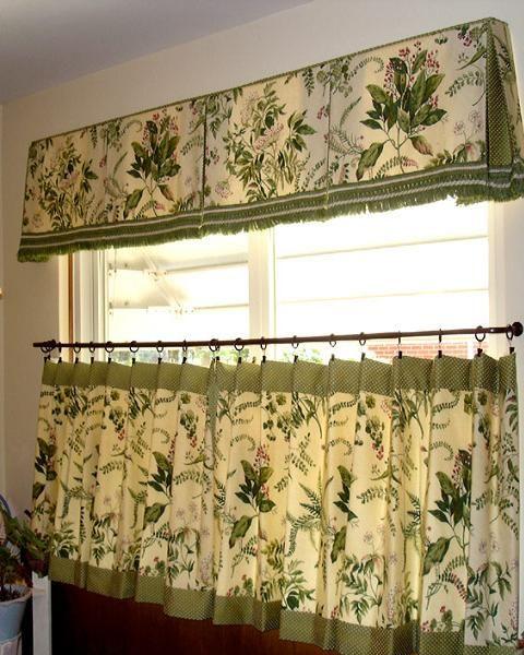 Кухня шторы в деревенском стиле своими руками фото 980