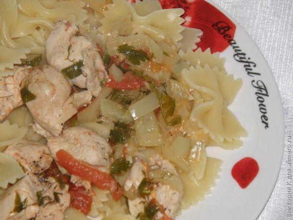 рецепты с куриным филе в горшочках в духовке рецепты