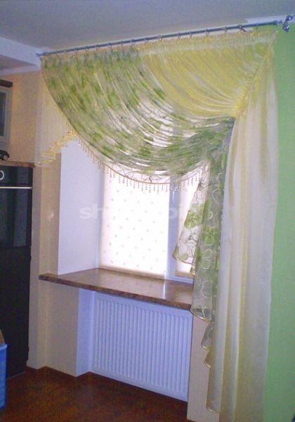 Как сшить шторы в зал своими руками