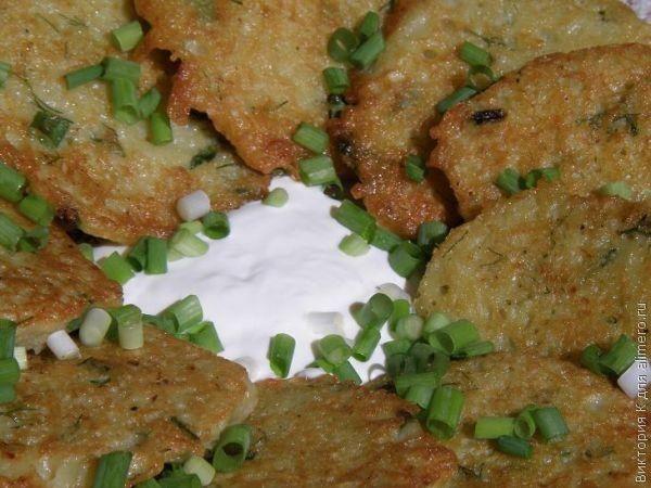 драники из картофеля и кабачков в духовке рецепт с фото