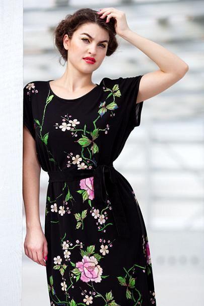 женские платья, фото