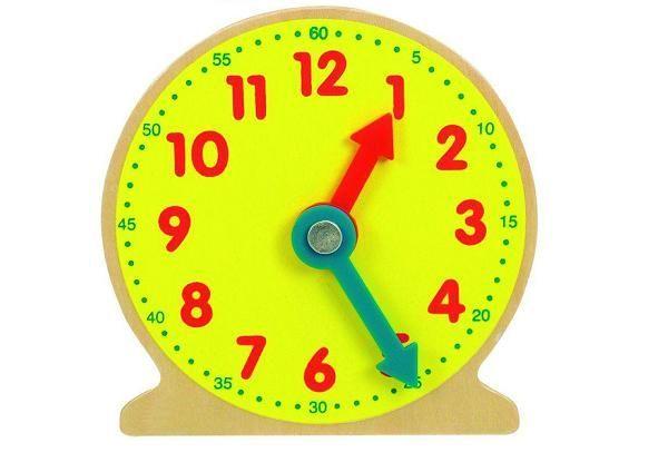 Часы с циферблатом сделать своими руками