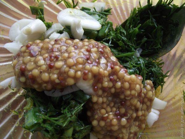 рыба в духовке рецепты с фото леща