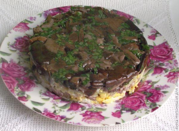 вкусные слоеные салаты с фото и рецептами