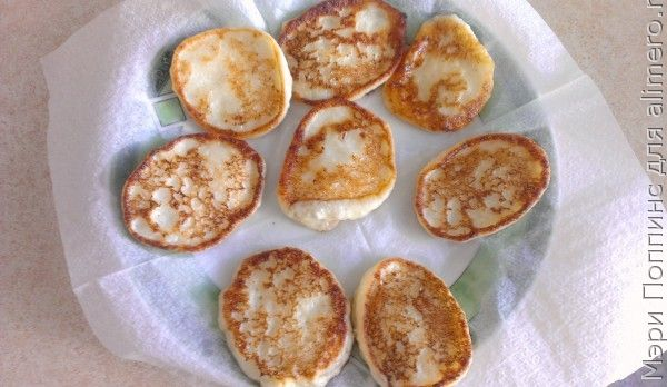 Мини-сырники
