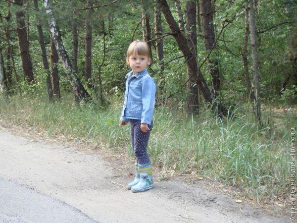 Правила отдыха на природе с детьми