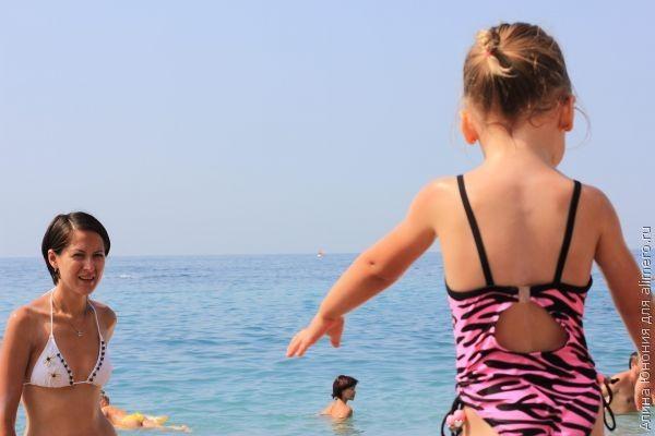 летние фото голых девочек: