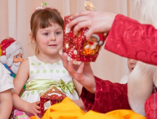 Полезные подарки для детей
