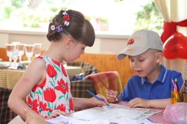Уроки математики для дошкольника