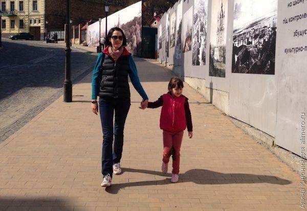 Как одеваться маме на прогулку с ребенком