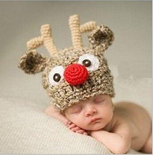 Смешная шапочка прекрасно подойдет для фотосессий и прогулок. Малыш в ней гарантированно не останется незамеченным!