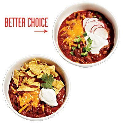 В салатах хрустящие чипсы можно заменить не менее хрустящими ломтиками редиса. Так намного полезнее и вкусовые отличия вполне терпимы.