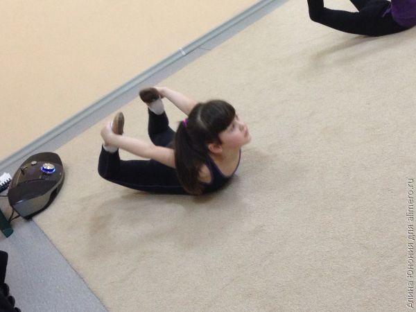 детская гимнастика