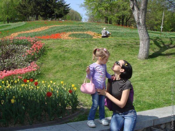 мама и дочка фото