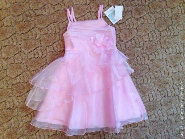 Выбираем платье для выпускного в детсаду
