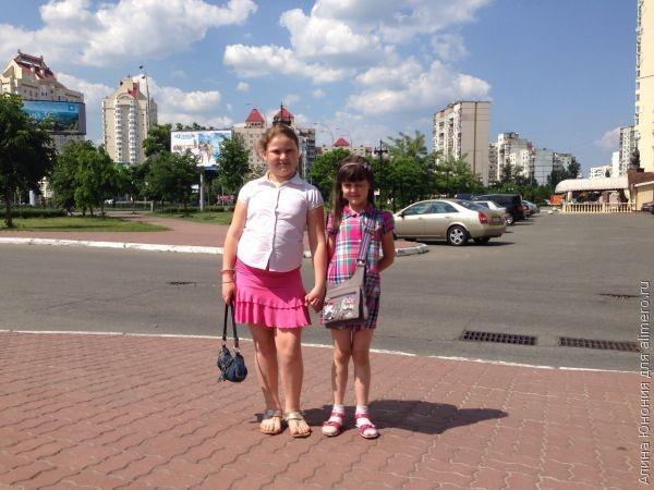 Влияние старших подружек на дочь