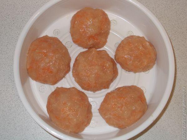 Паровые котлеты в мультиварке рецепты для кормящих мам
