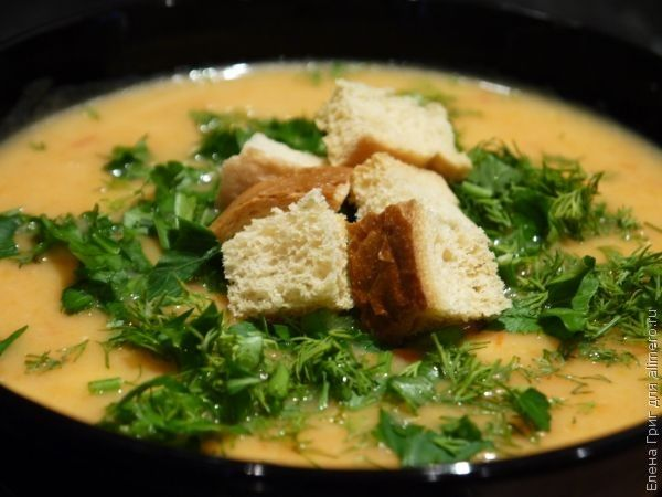овощной суп из кабачков и баклажанов рецепт