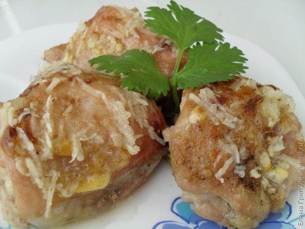 Куриные бедрышки - russianfood.com