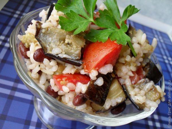 салат из индейки с овощами рецепт с фото