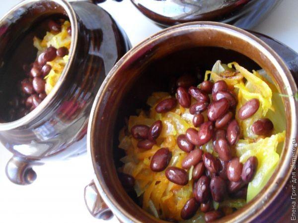 горшочки овощные в духовке рецепты с фото