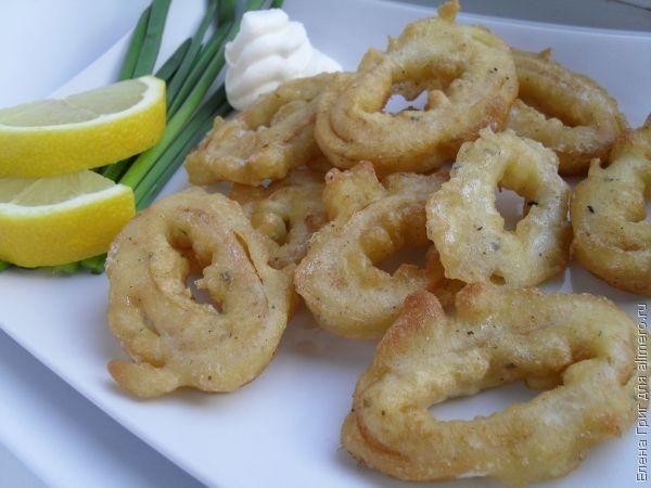 кальмары рецепты в горшочках в духовке рецепты