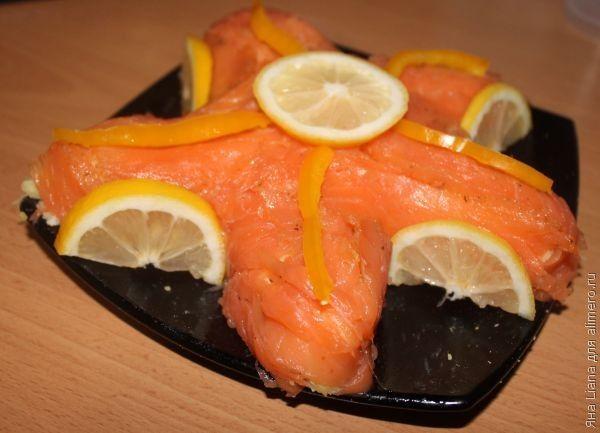 рецепты салатов из рыбы с фото