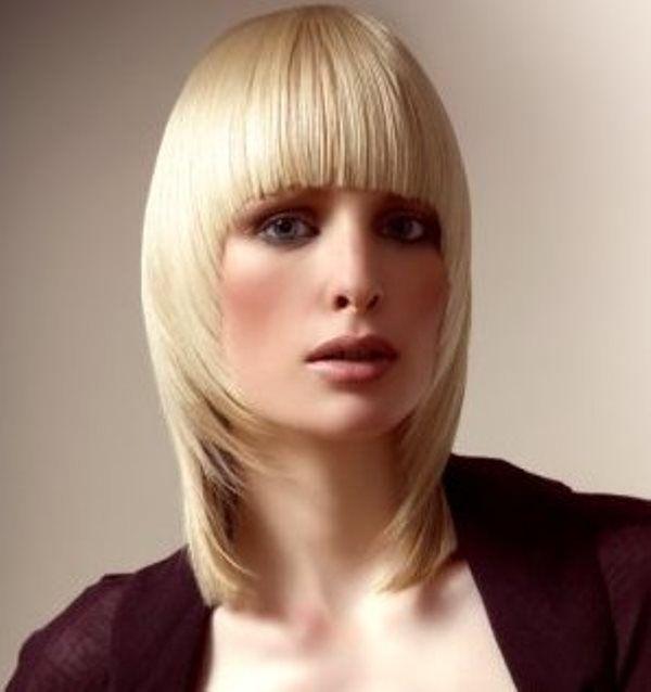Стрижка лесенка вокруг лица на длинные волосы Женские прически для длинных волос Стиллион