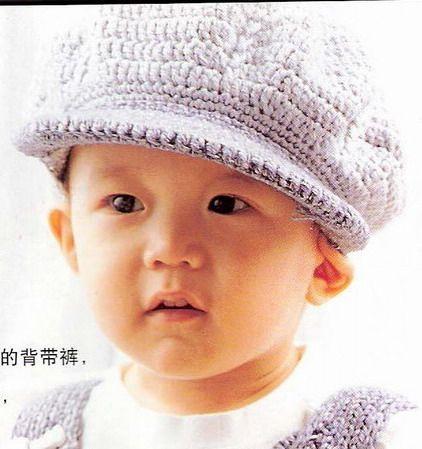 Мне очень понравилась эта вязанная кепка! Думаю, что для мальчика это отличный вариант!