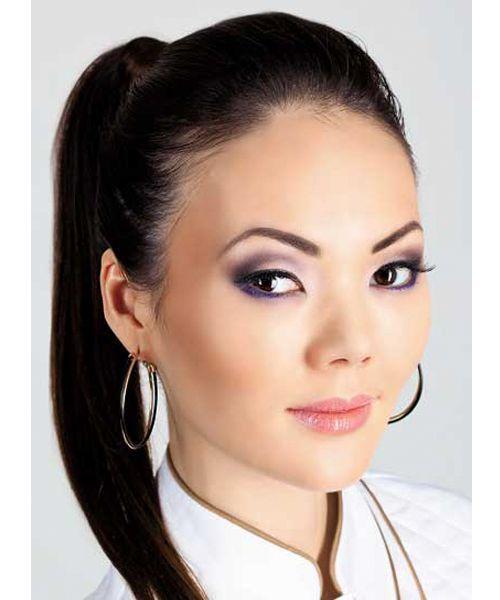 Фото макияжа для азиатского типа лица