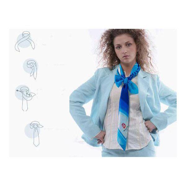 Избегайте использования одного и того же узора в шарфе и другом элементе наряда. Это может привести к слишком нарочитому, деланному виду.