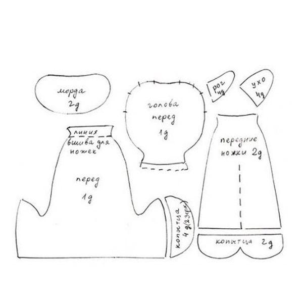 Если вы будете шить игрушку от начала до конца самостоятельно, сможете реализовать все свои фантазии. Если, купив набор в магазине, решите претворить в жизнь идеи профессионального дизайнера, придется действовать согласно инструкциям.