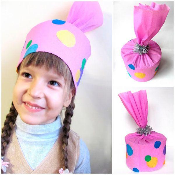 Детские шапки как сделать