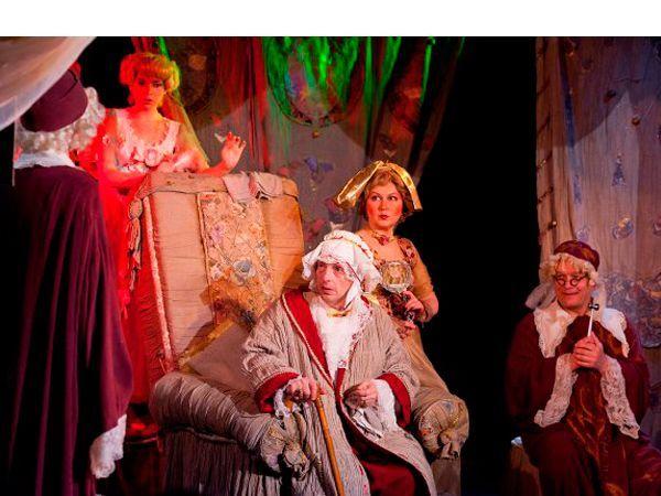 «Мнимый больной» — комедия-балет в трёх актах Мольера и Марка Антуана Шарпантье, написанная в 1673 году. Впервые представлена 10 февраля 1673 года в театре Пале-Рояль.