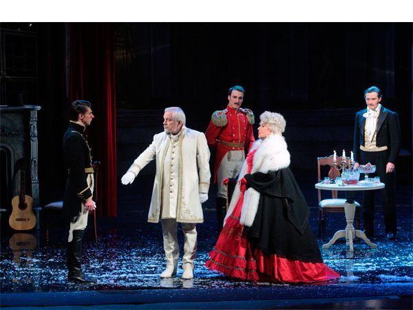 «Пи́ковая да́ма» — светская повесть Александра Сергеевича Пушкина с мистическими элементами, послужившая источником фабулы одноимённой оперы П.И. Чайковского. Это произведение остается популярным по сей день.