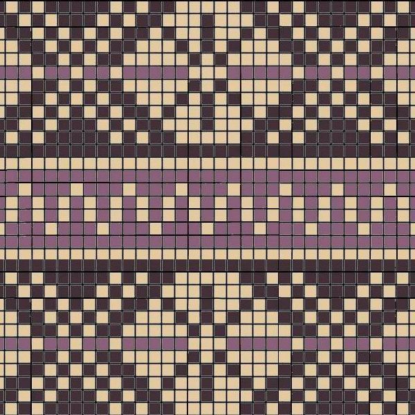 Возьмите лист бумаги в клетку или миллиметровку, перенесите на нее количество петель по ширине и высоте на необходимом отрезке полотна (например, на полочке свитера).