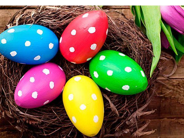 48 идей декора яиц к Пасхе