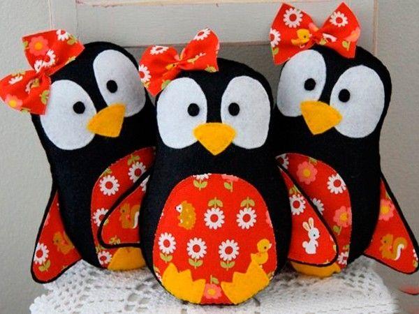 Игрушки из ткани для малышей своими руками