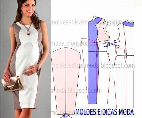 Платье своими руками фото и выкройки для полных