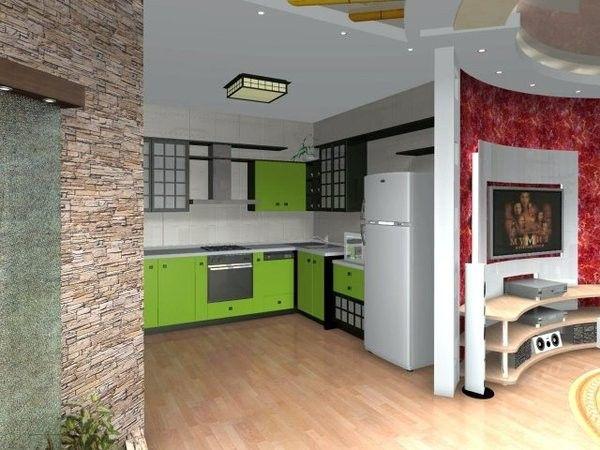 Квартиры-студии, идеи.